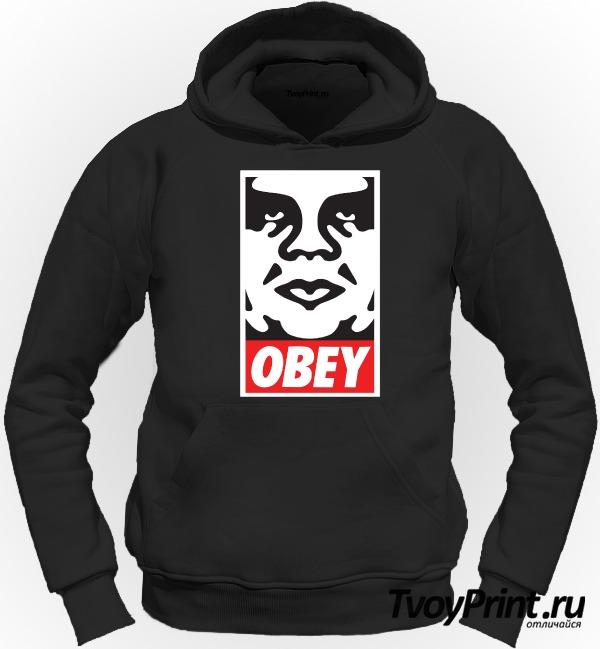 Толстовка Obey