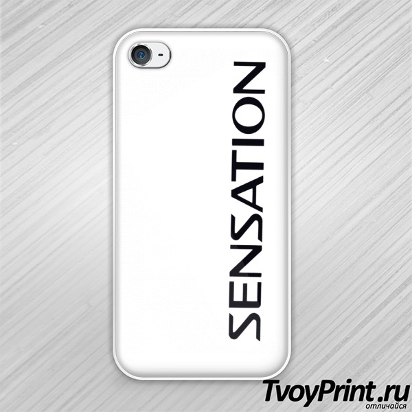 Чехол iPhone 4S Sensation вертикальный