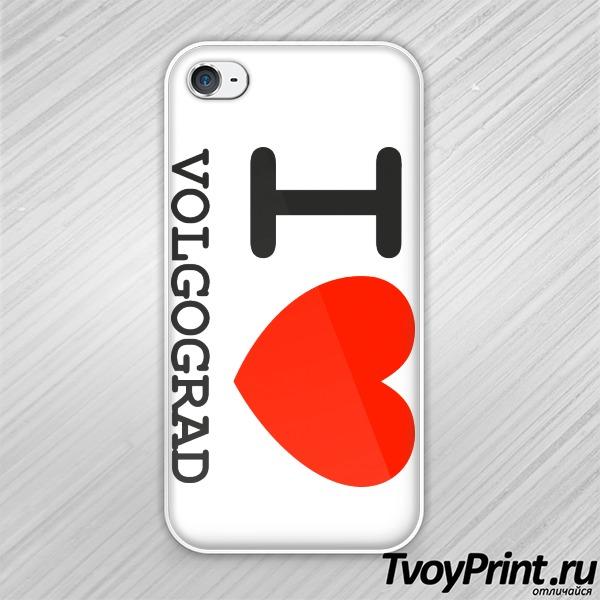 Чехол iPhone 4S Волгоград
