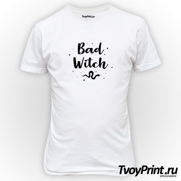 Футболка Bad witch