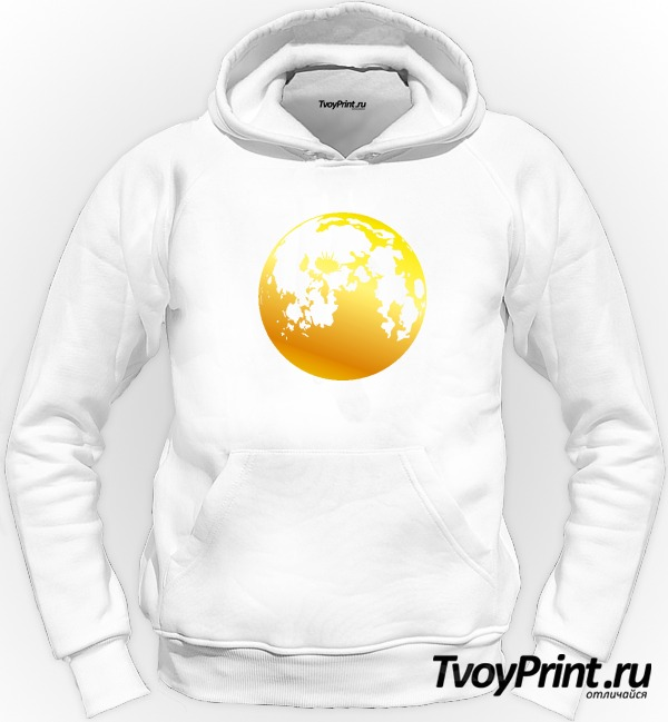 Толстовка Gold moon