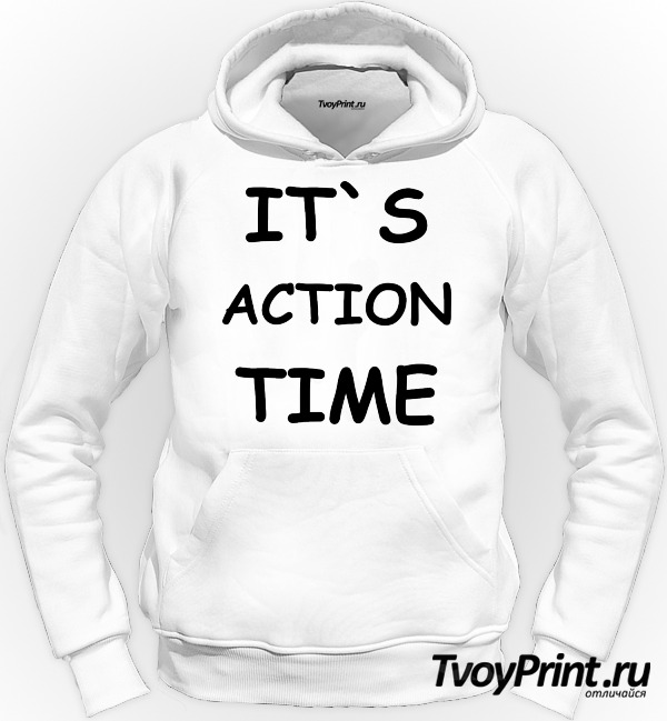 Толстовка Action Time