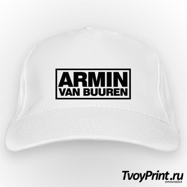 Бейсболка Armin Van Buuren (3)
