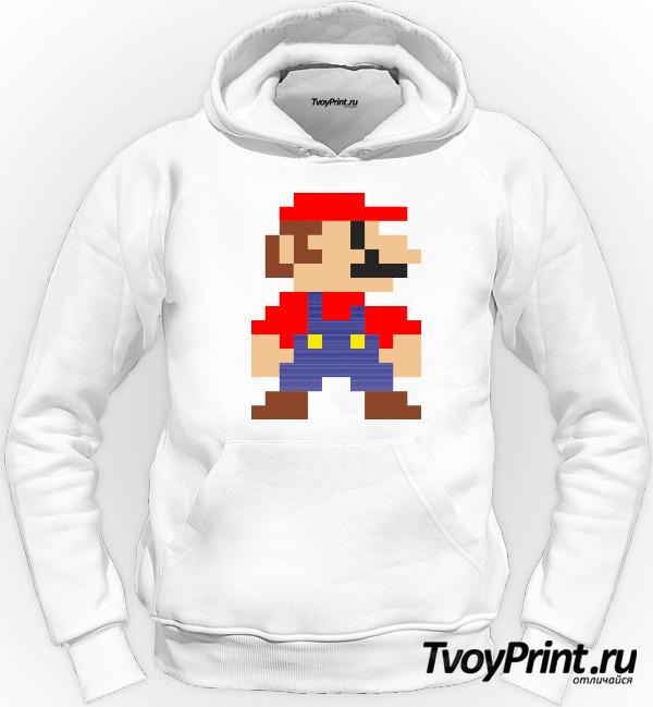 Толстовка Супер Марио (Super Mario)