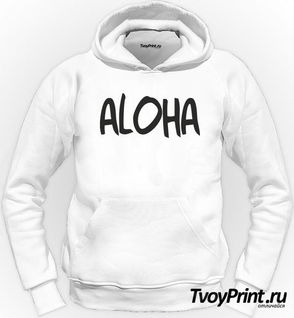 Толстовка ALOHA