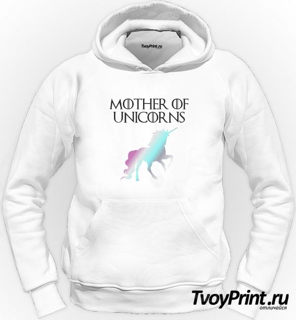 Толстовка мать единорогов