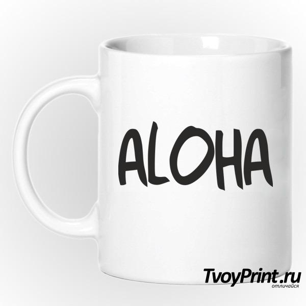 Кружка ALOHA