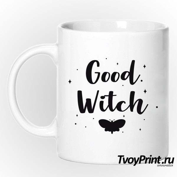 Кружка Good witch