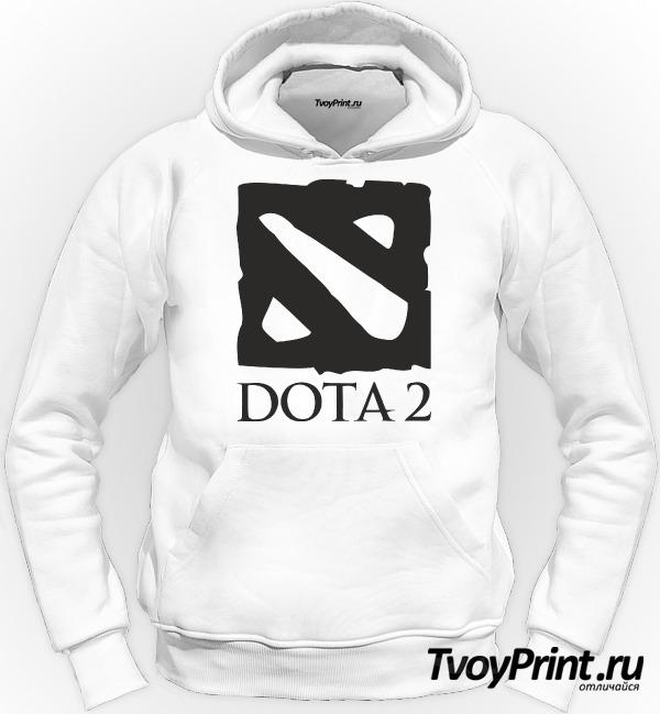 Толстовка Dota 2  лого