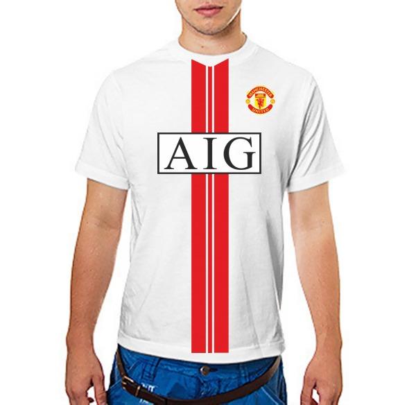 Футболка Manchester United (форма 2)