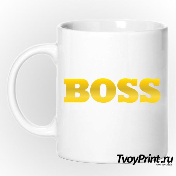 Кружка Босс (BOSS)