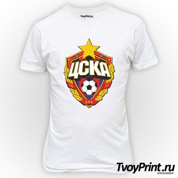 Футболка ЦСКА