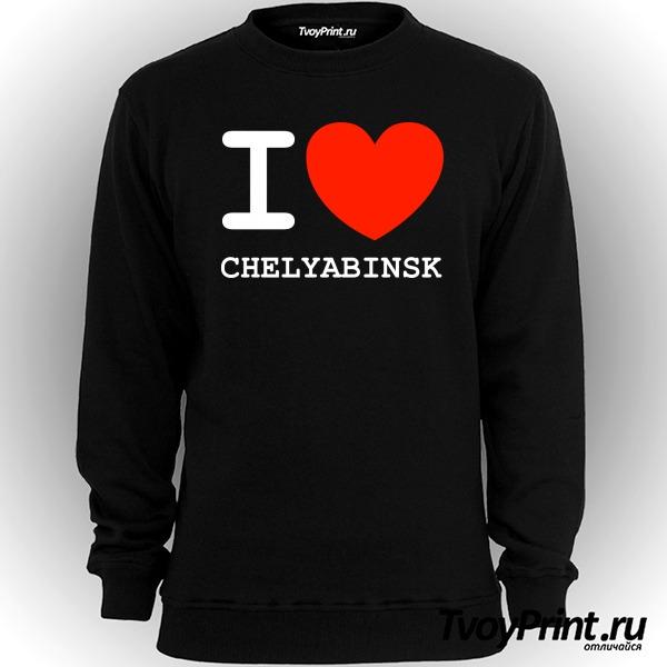 Свитшот Челябинск
