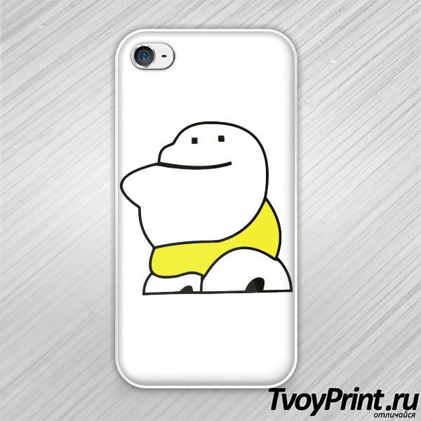 Чехол iPhone 4S Fatov