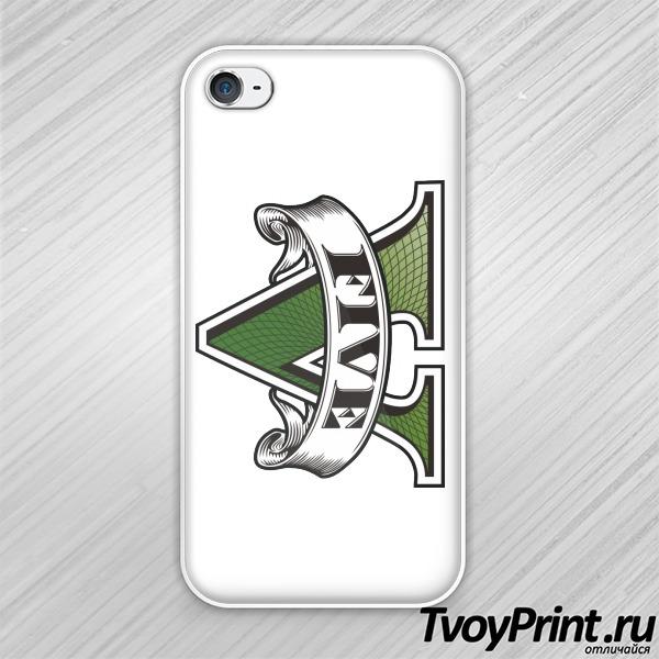 Чехол iPhone 4S Grand Theft Auto (2)