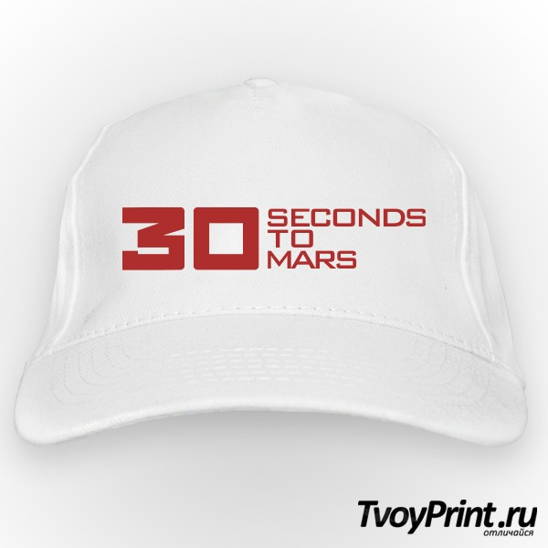 Бейсболка 30 seconds to mars
