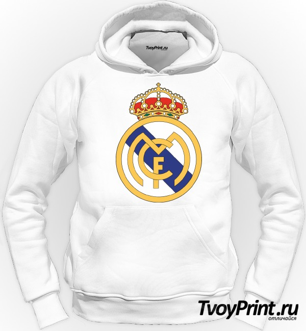 Толстовка Real-Madrid