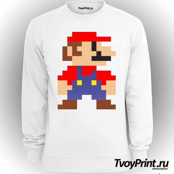Свитшот Супер Марио (Super Mario)