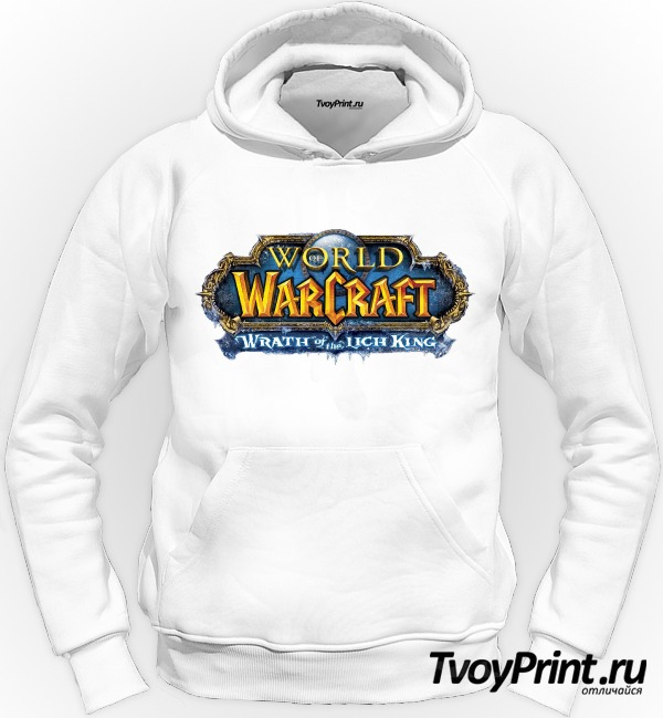 Толстовка World Of WarCraft