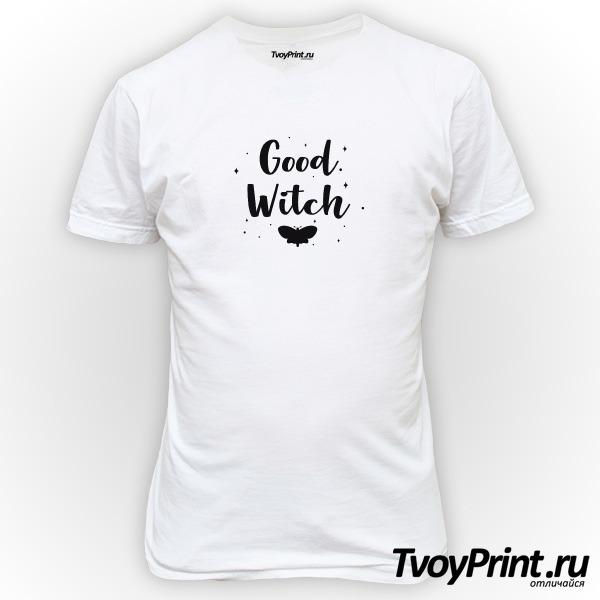 Футболка Good witch