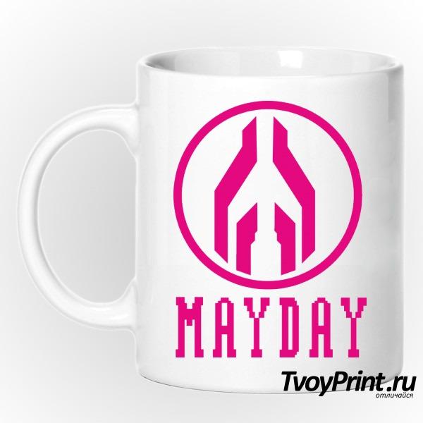 Кружка MayDay (2)