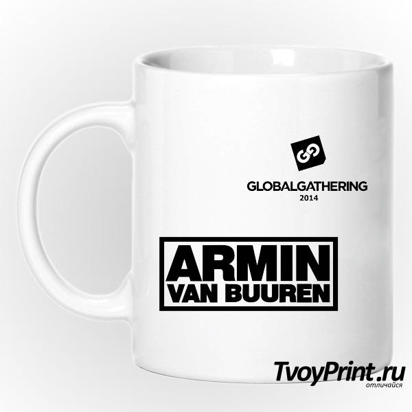 Кружка Global Gathering (10)