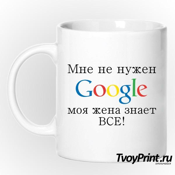 Кружка Google