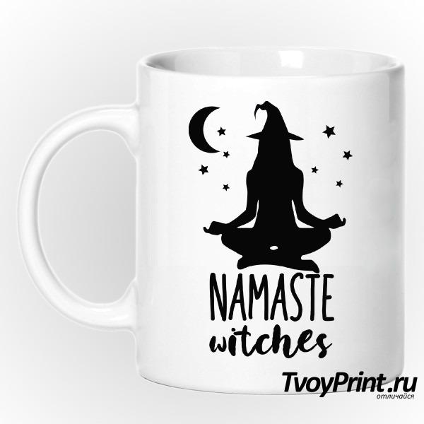 Кружка Namaste witches