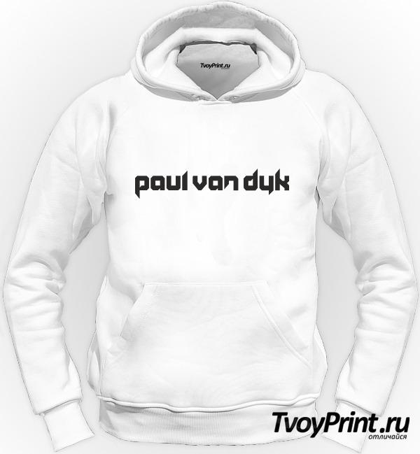 Толстовка Paul Van Dyk (2)