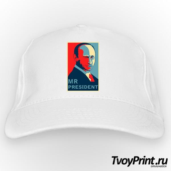 Бейсболка Путин - Hope