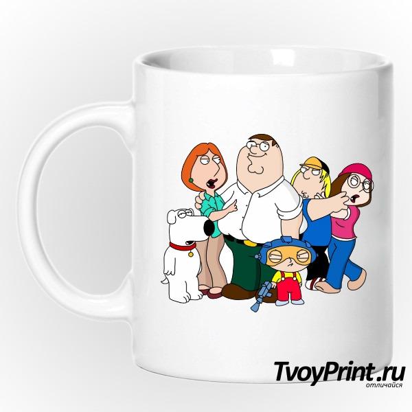 Кружка Гриффины (Family Guy)