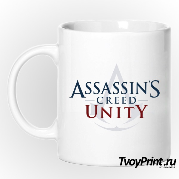 Кружка Assassins creed unity