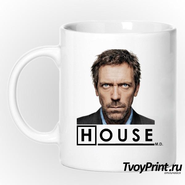 Кружка Доктор Хаус (Dr House)