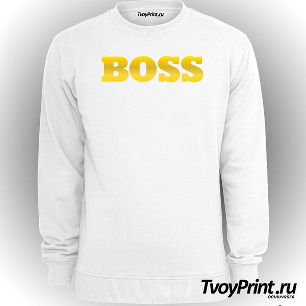 Свитшот Босс (BOSS)