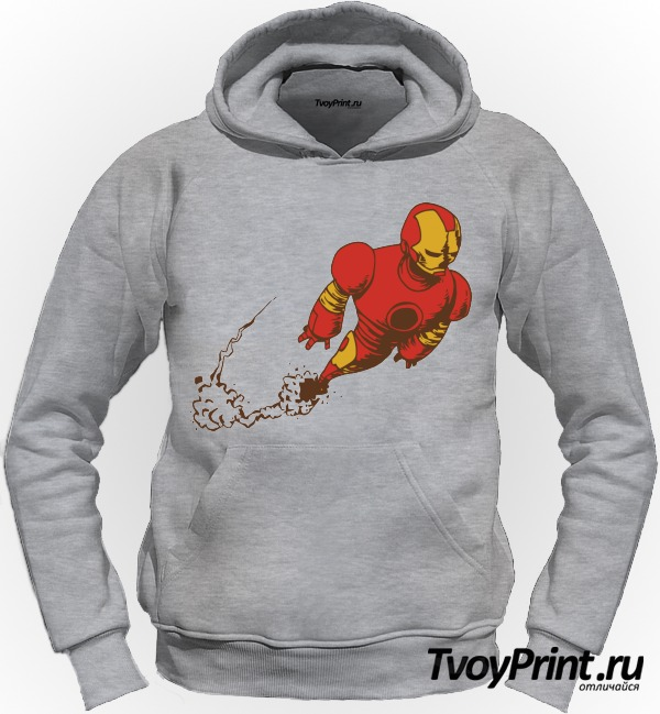 Толстовка Ironman