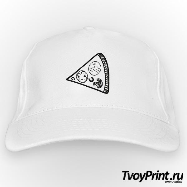 Бейсболка Кусок из пиццы