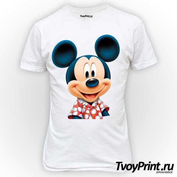 Футболка Mickey Mouse (Микки Маус