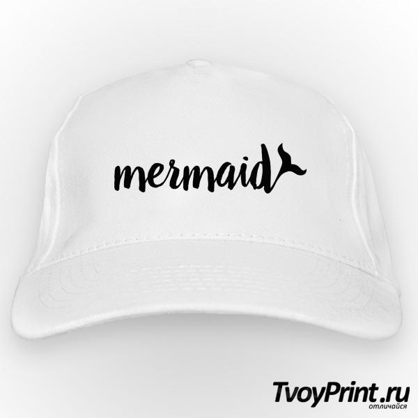 Бейсболка Mermaid