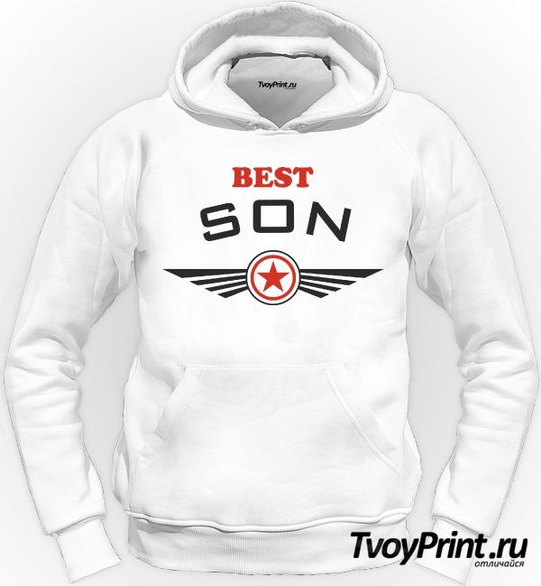 Толстовка Best son