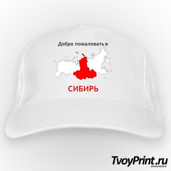 Бейсболка Сибирь