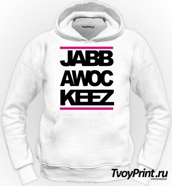 Толстовка JabbaWockeeZ
