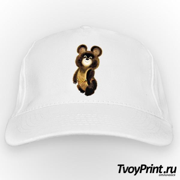 Бейсболка Олимпийский мишка