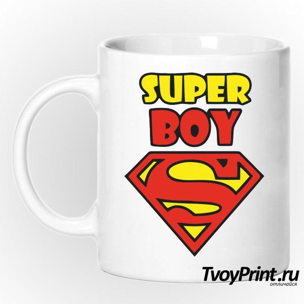 Кружка Super boy