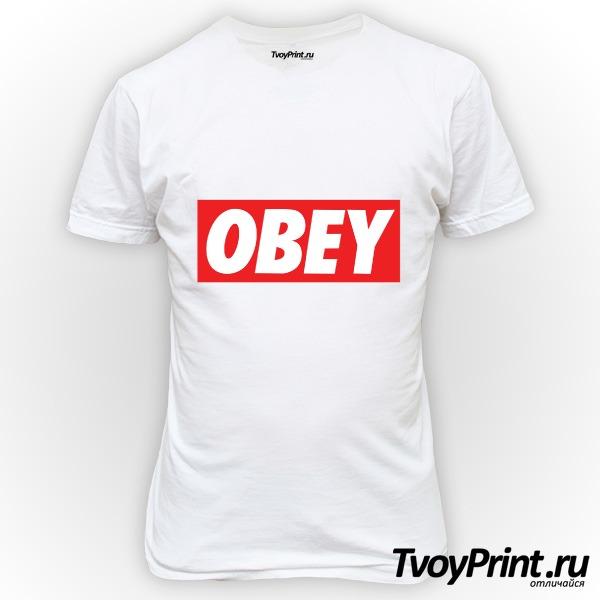 Футболка Andy Warhol OBEY