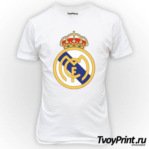 Футболка Real-Madrid