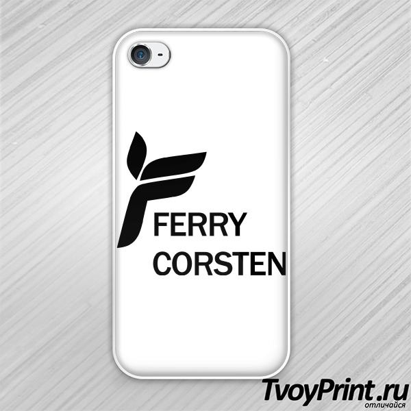 Чехол iPhone 4S Ferry Corsten (2)