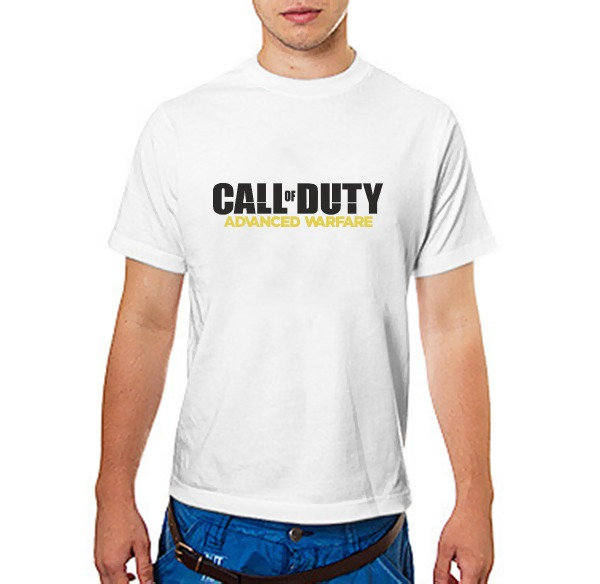 Футболка Call of Duty: Advanced Warfare