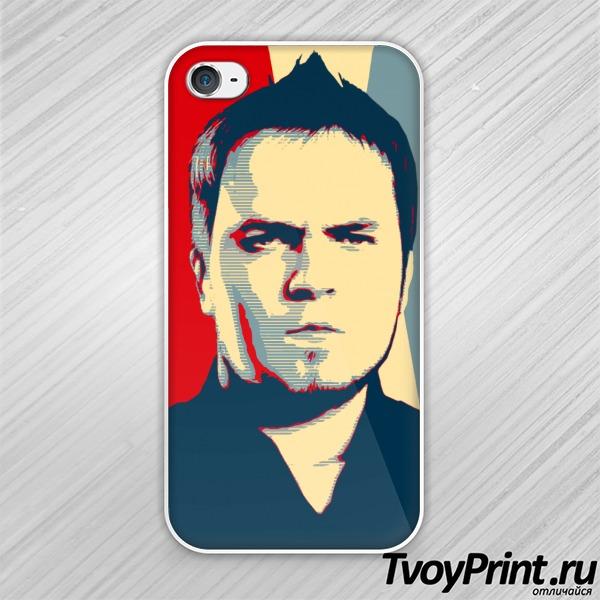 Чехол iPhone 4S Илья Мэддисон блоггер
