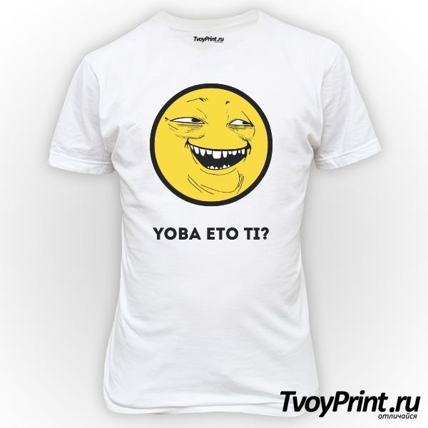 Футболка Yoba