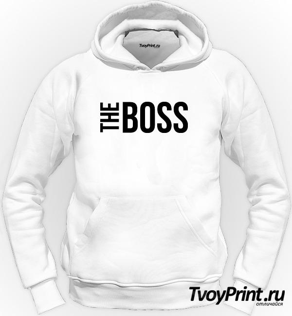 Толстовка the boss